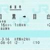 目黒駅・目白駅開業130周年