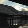 建物細部へのこだわりと、それが与える空間の質-佐川美術館