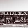 パンタナル (100) Concepcionのバスターミナル(パノラマ写真)