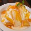 まるでマンゴーアイスみたい:恵比寿「京鼎樓」