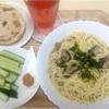 6月29日の食事記録~糖質0麺と最高のマリアージュを見つけました!!