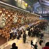 インド・デリーの国際空港「インディラ・ガンディー国際空港」@カトマンス