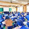 長野吉田高等学校進路講演会&大学授業体験