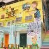 【香港:西營盤】 中環・上環に続きこちらも『壁画アート』の街だった~