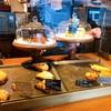 ネイバーフッドアンドコーヒーにてなんとも不思議で美味しいかぶせ玄米&カルダモンピーチ!