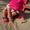 一歳五ヶ月アグレッシブに遊ぶ‼
