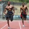 筋肉内の酸性化は疲労にどれだけ影響するか?(疲労困憊に達するまで、強く短い間隔の神経刺激を与えると、次第に筋肉の張力は低下し、また乳酸ができて筋肉のphも低下する)