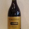 今日のワインはアメリカの「フォレストヴィル ピノ・ノワール」1000円以下で愉しむワイン選び(№58)