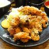 今日のお食事 すた丼屋の唐揚げライス
