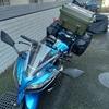 【インプレ】バイクにホムセン箱を積んだらどうなるか!? 積み方とかも紹介するよ!【Ninja250】