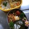 息子's お弁当作成!