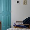 部屋の扉の色がすごく好きっていうだけの話・・・。