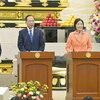 世界広布新時代第38回本部幹部会 中国総会から(中国アピール) 2018年10月13日