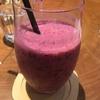 北のプレミアムフード館 りんごとカシスの酵素スムージー