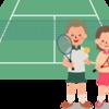 stelliterには無縁の『テニスご夫婦』:共通の趣味は大事、、、ですが。。