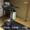 「トレーニング記録」今朝はTペース走2セットでヒーハー!!
