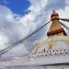 ネパール旅行記3-3 【世界遺産】ボダナート ブッダのお骨が安置されている!?