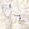 姫路市増位山上の有明山構居跡