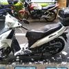#バイク屋の日常 #スズキ #アドレス110 #洗車 #納車準備 #雨