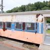 しなの鉄道平原駅のヨ14364