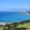 ダイヤモンドヘッド登山は手軽に登れて気持ちいいのでおすすめです。ハワイに行ったら一度は是非。(Hawaii, O'ahu, diamond head)