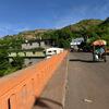 ニカラグア① サンミゲル(エルサルバドル)からの移動情報