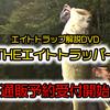 【バス釣りDVD】エイトトラップの釣り方を1からサタン島田プロが解説「THE エイトトラッパー」通販予約受付開始!