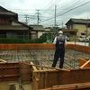 倉敷市児島の家 新築工事 検査機関JIOによる配筋検査