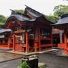 薩摩の一の宮、牧聞神社(ひらききじんじゃ)知覧の特攻隊もお祈りしていったかもしれませんよ!