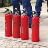 消防訓練とAED