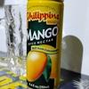 フィリピン産マンゴーネクター飲んだ そもそもネクターって何?