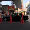 大阪観光(1) 通天閣パイロンとメルバー