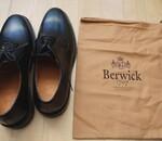 バーウィック(BERWICK)メンズ革靴おすすめのビジネスシューズ!リーガル・コールハーン比較!フィット感・履き心地の詳細