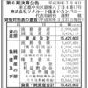 SUUMOの株式会社リクルート住まいカンパニー 第6期決算公告