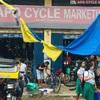 自転車修理に見るフィリピンの商業観