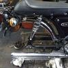 #バイク屋の日常 #ヤマハ #YB-1 #タイヤ交換 #2.50-17