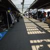 Flea Market at Ooi horse race parking place