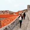 城壁ウォーク(ドゥブロヴニク旧市街)