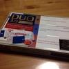 DUO 3.0 ザ・カードを購入しました。これで外出先でも単語学習ができる