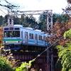 秩父鉄道の浦山口駅付近のいろいろな場所で撮影しました