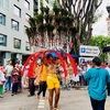 【シンガポール】ヒンドゥー教の奇祭「タイプーサム」に遭遇