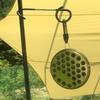 【蚊取り/虫取り線香を使うなら必須アイテム】 すんごく安く手に入る純正の『線香皿』で快適な夏を!