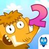 【おすすめアプリ】『分数マンモス2』は分数のかけ算・通分がゲームで学べる!