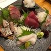 小田原の海鮮居酒屋RYOで夕食