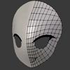 Blender備忘録11頁目「頭部のモデリング3」