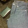 A.P.Cジーンズの色落ちは凄かった!?