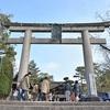 豊国神社で初詣2018。唐門をくぐり本殿前で祈願。