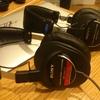 ボーカルレコーディング時のヘッドホンについての話 SONY MDR-900ST