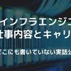 【本音】ITインフラエンジニアの仕事内容とキャリア【米エンジニア情報あり】