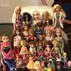 早くみんなに逢いたいな♡ Part 1&Part 2 妄想 学級写真 リカちゃんファミリー、バービー、プリンセス…お気に入り人形 全員集合‼︎幸せなおうち時間♡